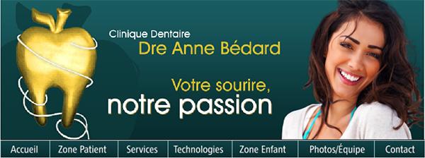 Clinique Dentaire Anne Bédard En Ligne