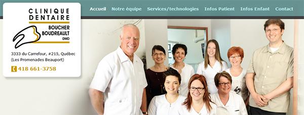 Clinique Dentaire Boucher Et Boudreault En Ligne
