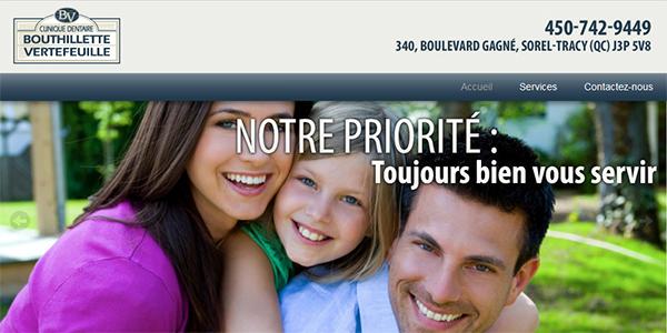 Clinique Dentaire Bouthillette Vertefeuille En Ligne