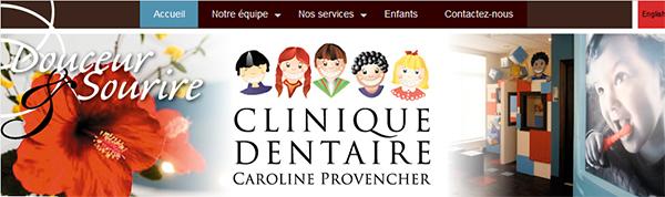 Clinique Dentaire Caroline Provencher En Ligne