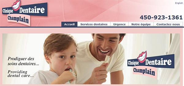 Clinique Dentaire Champlain En Ligne