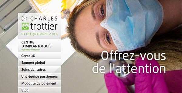 Clinique Dentaire Charles Trottier En Ligne