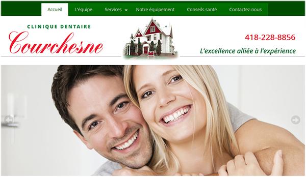 Clinique Dentaire Courchesne En Ligne
