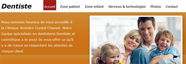 Clinique Dentaire Crystel Charest En Ligne