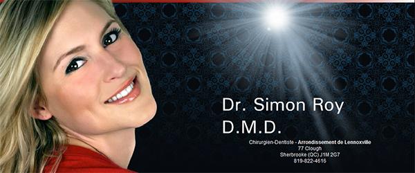 Clinique Dentaire Dr Simon Roy En Ligne