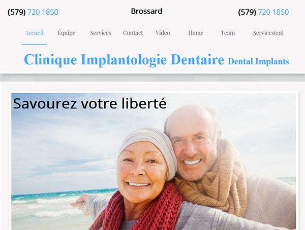 Clinique Implantologie Dentaire En Ligne