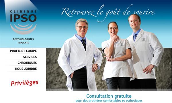 Clinique Ipso Denturologistes En Ligne