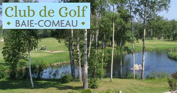 Club De Golf Baie Comeau