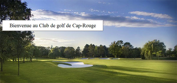 Club De Golf Cap Rouge