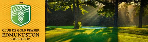 Club De Golf Fraser Edmunston