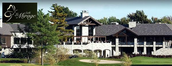 Club De Golf Le Mirage