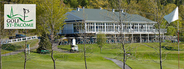 Club De Golf St Pacôme