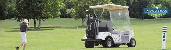 Club De Golf Tadoussac