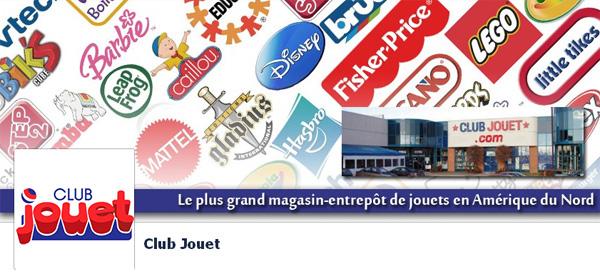 Club Jouet Magasin Entrepot