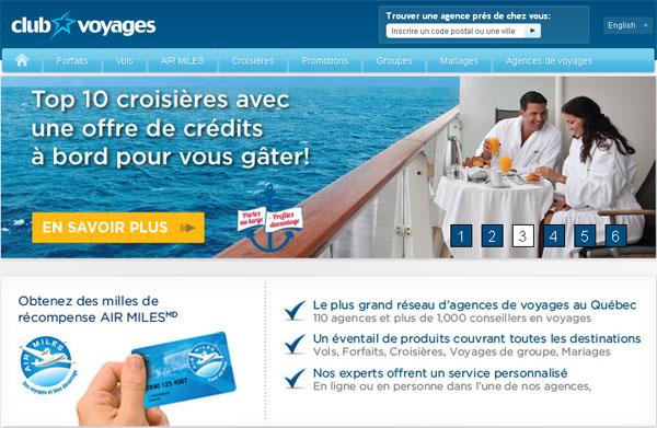 Club Voyage Agence En Ligne