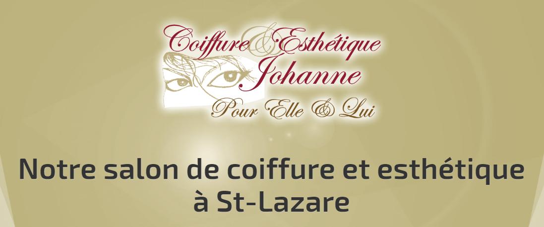Coiffure Et Esthetique Johanne En Ligne