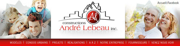 Construction Andre Lebeau