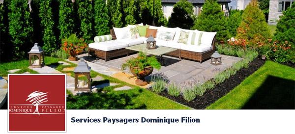 Dominique Filion Services Paysagers En Ligne