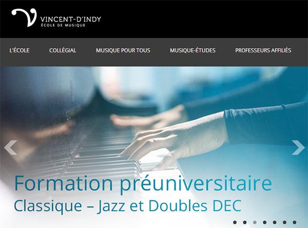 école De Musique Vincent D