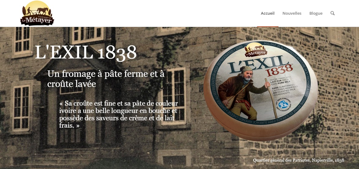 Fromagerie Le Métayer