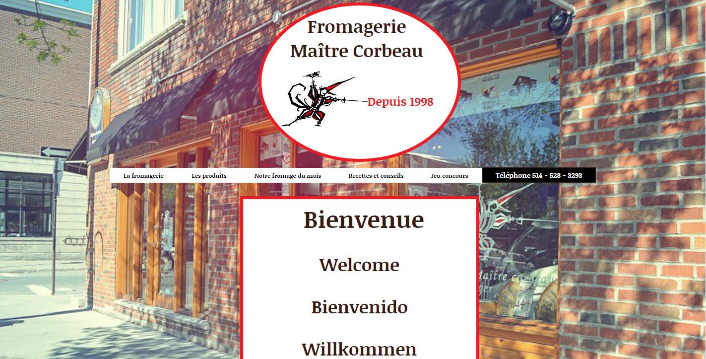 Fromagerie Maitre Corbeau en Ligne
