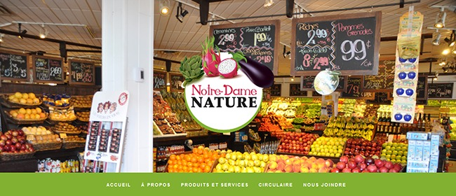 Fruiterie Notre Dame Nature