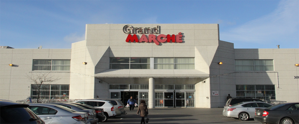 Grand Marché Col Fax