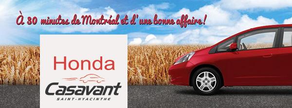 Honda Casavant En Ligne