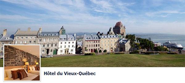 Hôtel Du Vieux Québec