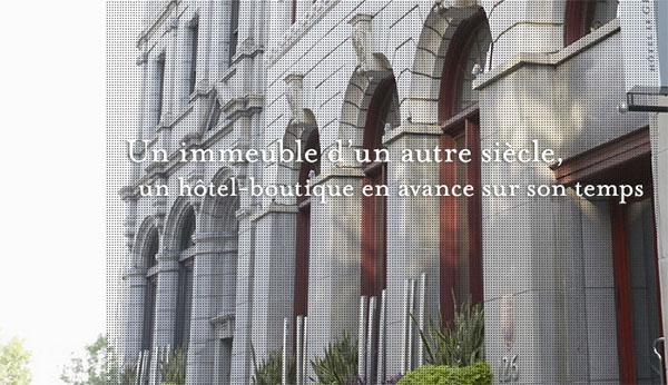 Hôtel Le Germain Dominion