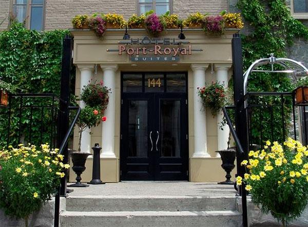 Hôtel Le Port Royal