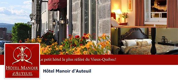 Hôtel Manoir D