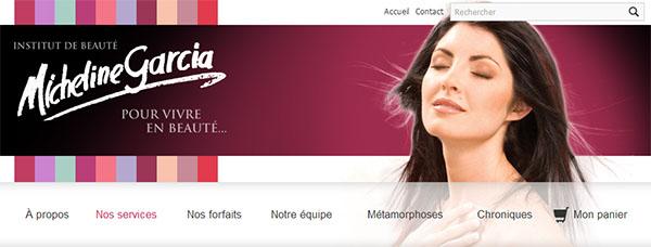 Institut De Beauté Micheline Garcias En Ligne