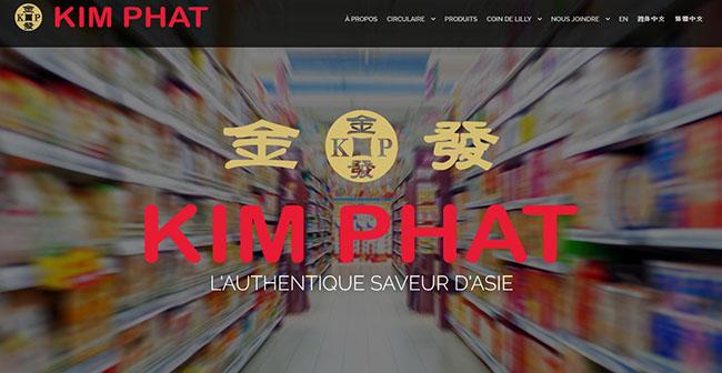 Kim Phat épicerie Asiatique