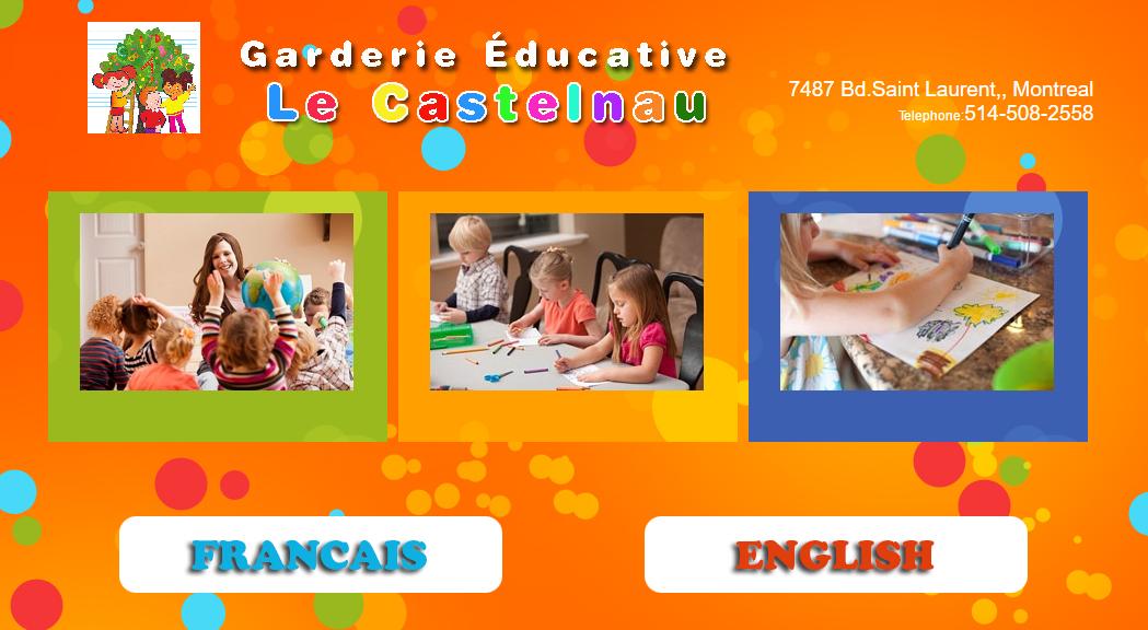 La Garderie Le Castelnau