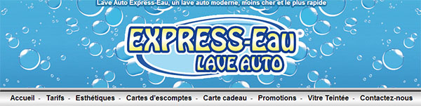 Lave Auto Express Eau En Ligne