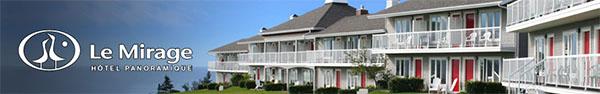 Le Mirage Hôtel Panoramique