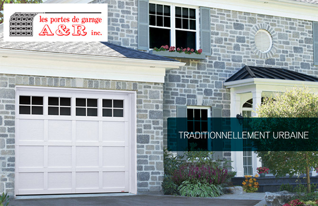 Les Portes De Garage A & R Inc.