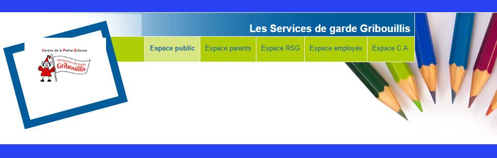 Les Services de Garde Gribouillis en Ligne