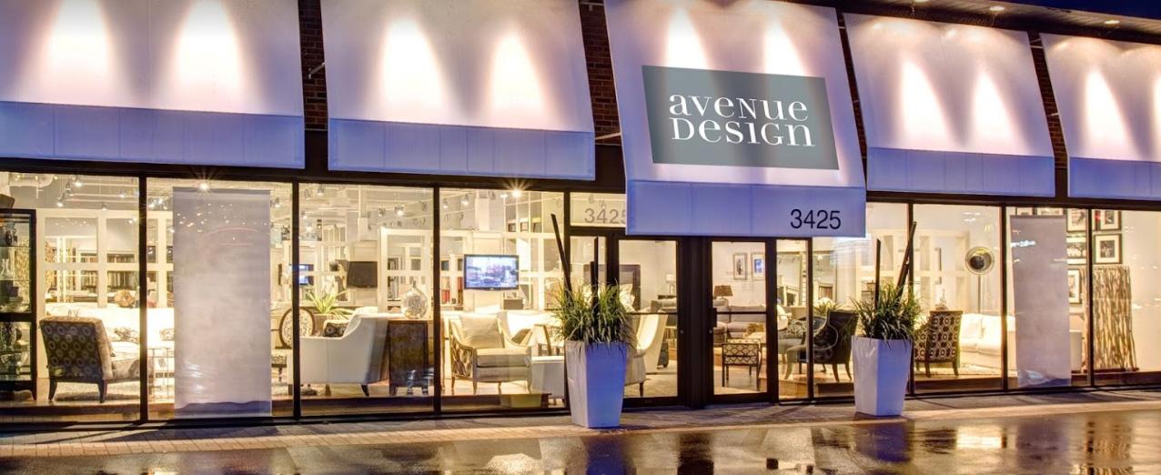 Avenue design pour ameublement circulaire en ligne for Walmart meuble montreal