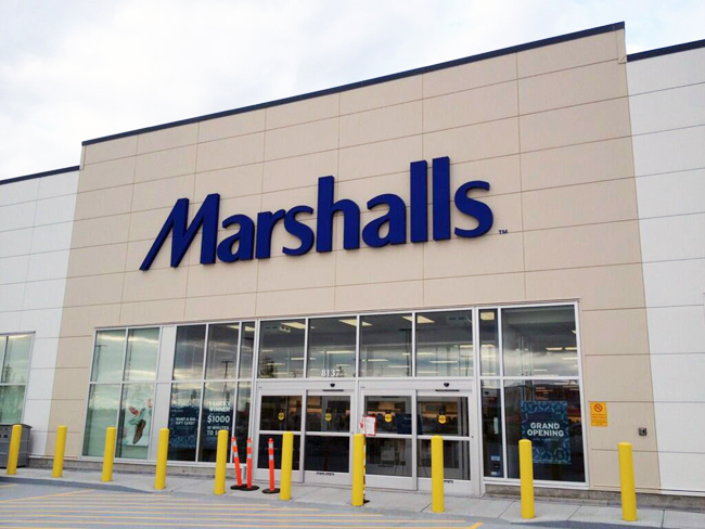 Marshalls Vêtements