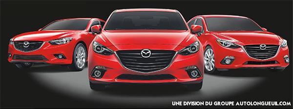 Mazda Longueuil En Ligne