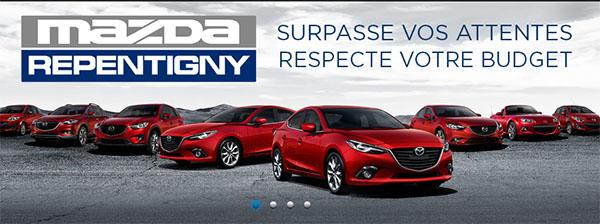 Mazda Repentigny En Ligne