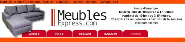 Meubles Express En Ligne