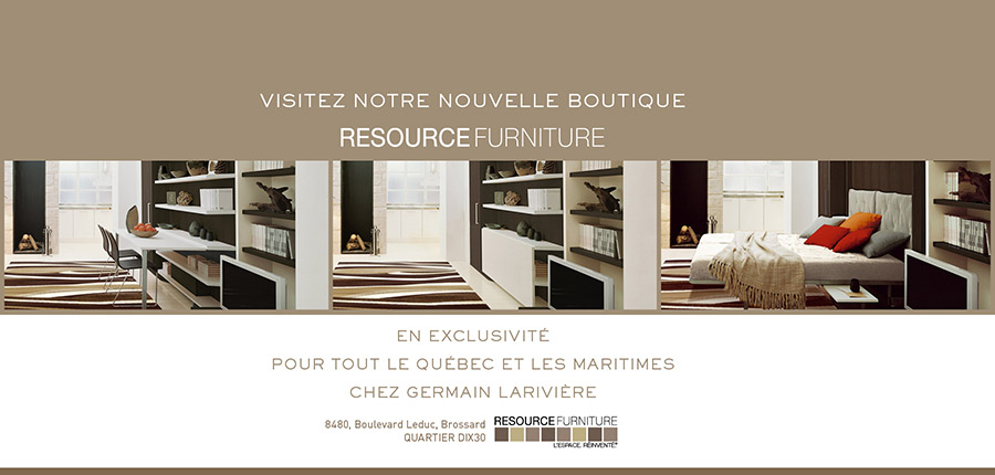 Nouvelle Boutique Germain Lariviere Resource Furniture