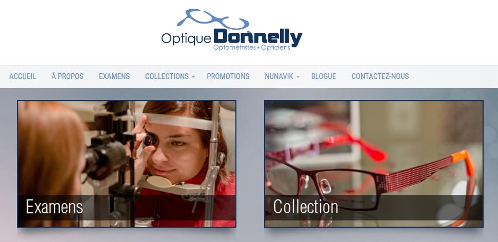 Optique Donnelly En Ligne
