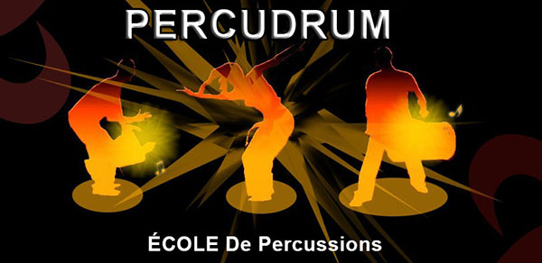 Percudrum école De Percussions