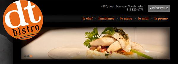 Restaurant Dt Bistro En Ligne