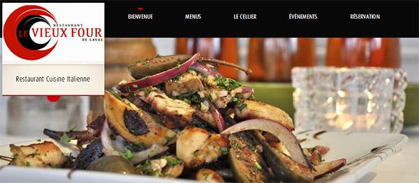 Restaurant Le Vieux Four En Ligne