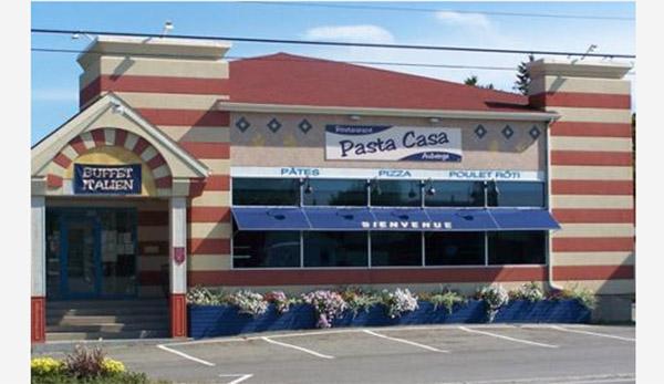 Restaurant Pasta Casa En Ligne